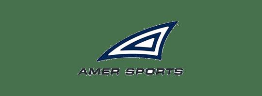 amer sport logo - case study